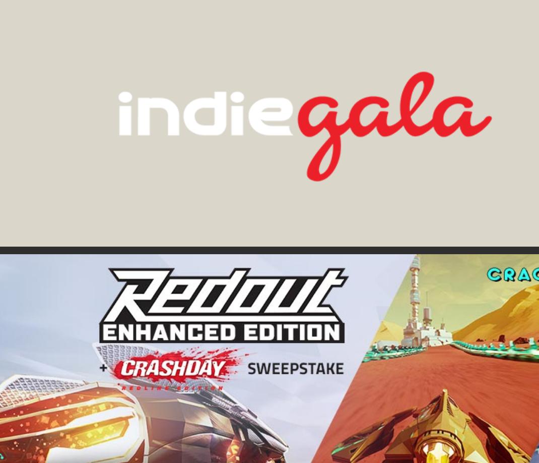 Redout Enhanced Edition Indiegala $9.49, możliwe $7.59