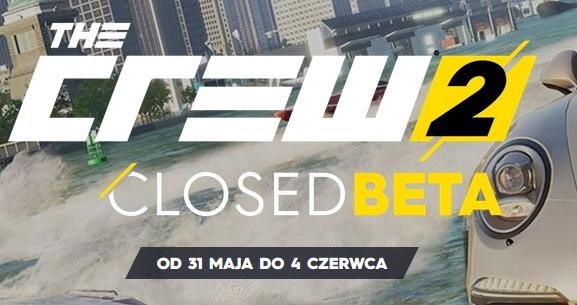 The Crew 2 Closed Beta PC/PS4/XBOX