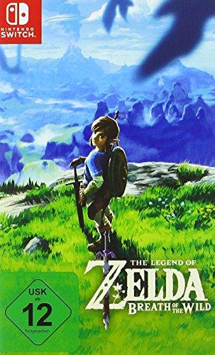 Zelda: Breath Of The Wild [Nintendo Switch] za ~189zł z wysyłką @ Amazon