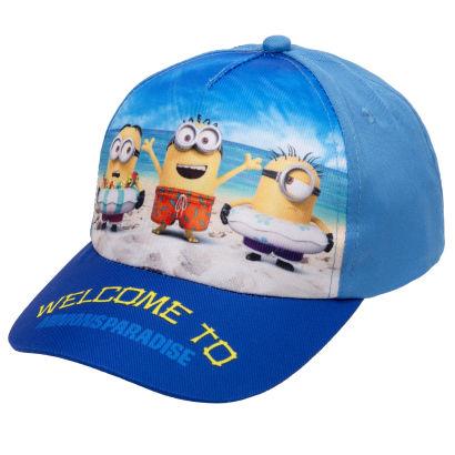 Dziecięce czapki z daszkiem (bajkowe motywy) za 11,99zł @ Aldi