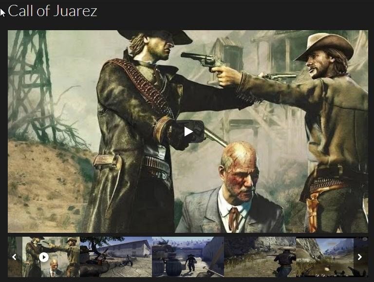 Call of Juarez na Fanatical
