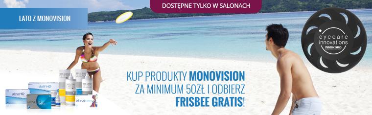 GRATISY do zakupów (kosmetyki, cienie do powiek, frisbee) @ Twoje Soczewki