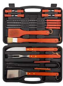 Kitchen Artist zestaw do grillowania Appetitissime BBQ Master Tools