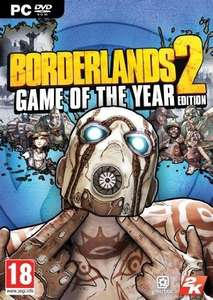 Borderlands 2 goty PC steam