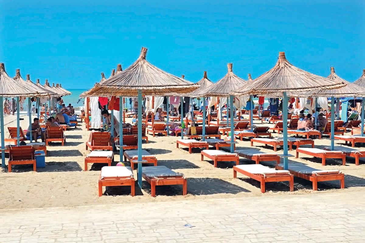 Albania 4* hotel all in z Warszawy
