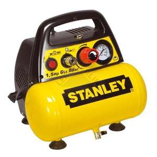Kompresor bezolejowy Stanley + akcesoria za 379 zł @ Leroy Merlin