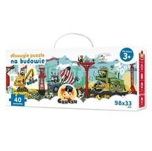 Puzzle Czuczu Na budowie za 25,36zł z dostawą (+ inne zabawki) @ Ravelo