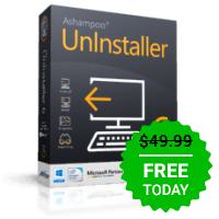 Ashampoo Uninstaller 6 dzisiaj za Free