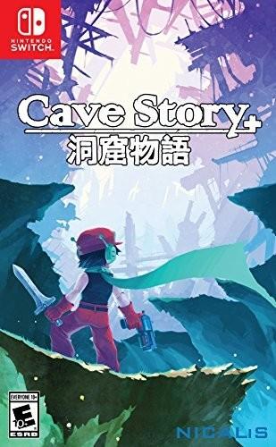 Cave Story+ [Nintendo Switch] za ~81zł z wysyłką @ DeepDiscount