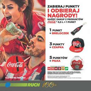 Program Coca-Cola w RUCH-u @ Ruch
