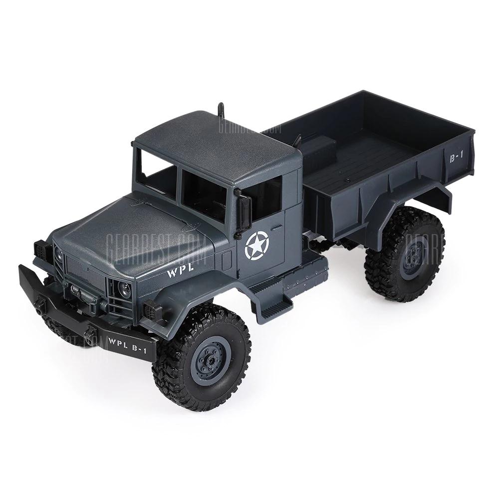 WPL B - 1 1:16 RC Military Truck - RTR
