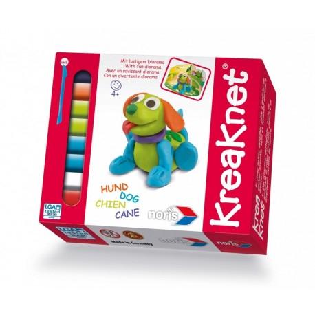 Wyprzedaż - Zwierzęta z naturalnej modeliny - alternatywa dla modeliny Play- Doh