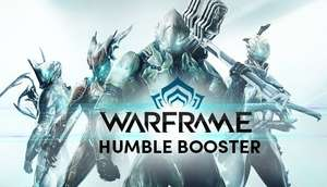 Warframe Humble Booster za darmo od Humble Bundle