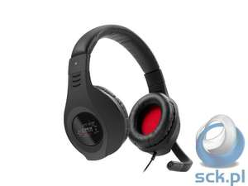 Słuchawki gamingowe SpeedLink Coniux Stereo do PS4 Czarny (SL-4533-BK) Xbox one