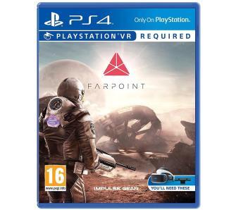PS4: Farpoint VR za 49 zł