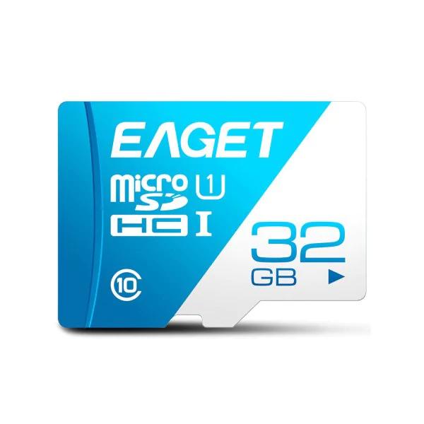 Karta EAGET T1 - micro SD 32GB Class 10