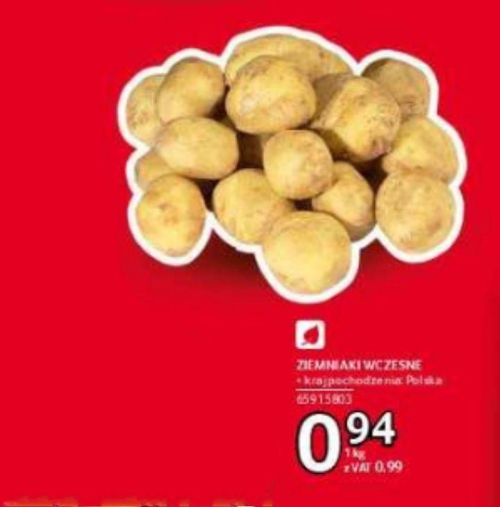 Ziemniaki młode Polskie