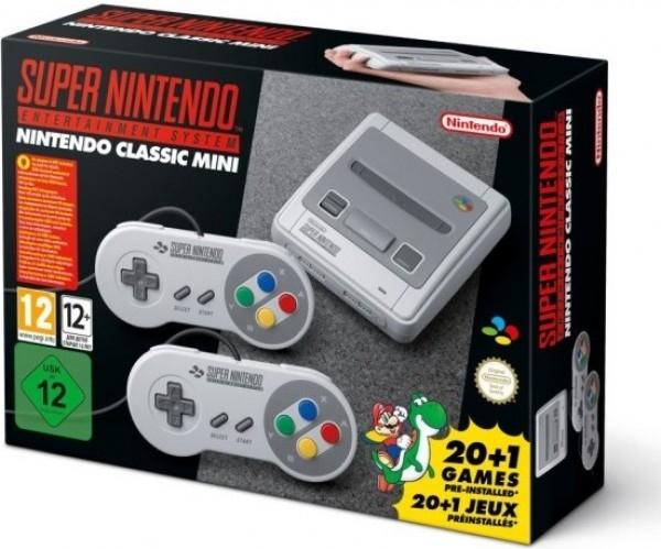 Nintendo SNES mini z cdp.pl