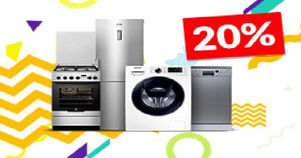 RTV Euro AGD -20% na drugi produkt dużego AGD