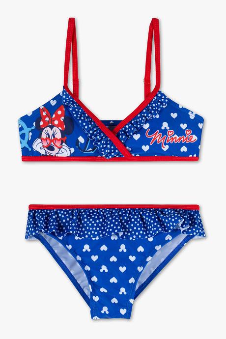 Kostium kąpielowy dla dziewczynki taniej o 83% @ C&A