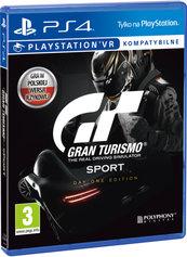 Gran Turismo Sport - Edycja Day One za 69,90 z darmową dostawą na muve.pl :)