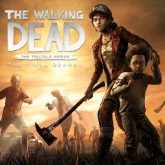 The Walking Dead: Ostatni Sezon + gratis poprzednie gry TWD