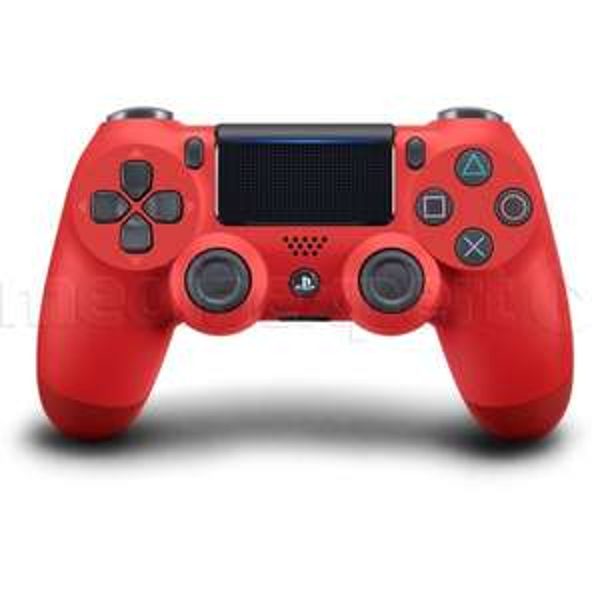 Kontroler SONY DualShock 4 V2 Czerwony za 149zł, dostawa gratis