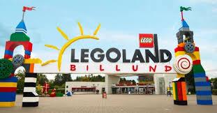 Przelot do Legolandu - Billund w Danii za 38zł w obie strony POZ Rayanair
