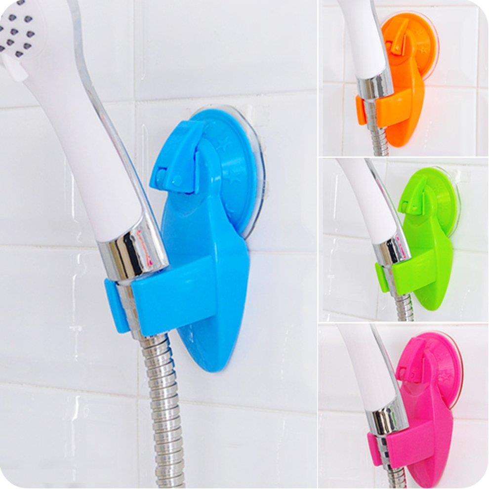 Uchwyt na prysznic na przyssawkę