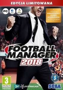 @Ultima Football Manager 2018