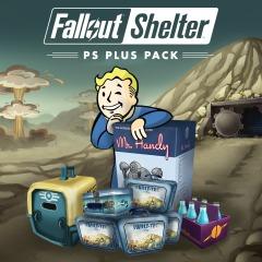 Fallout Shelter - darmowy pakiet dla subskrybentów PSPlus @ PS Store