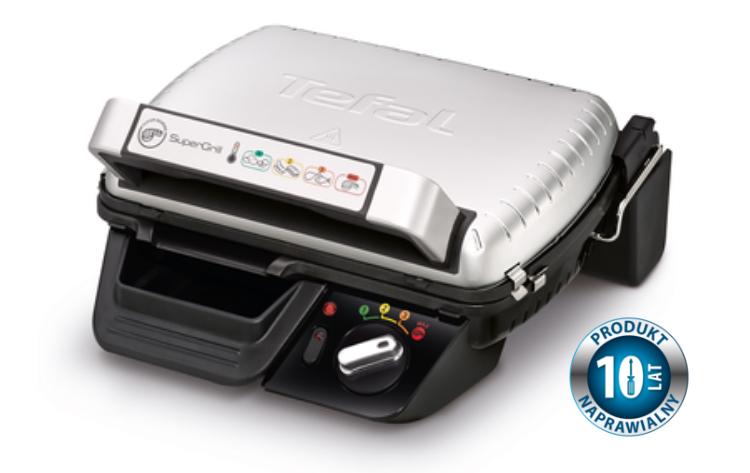 Grill elektryczny Tefal gc450b32 + patelnia do naleśników gratis. Auchan Galeria Bronowice