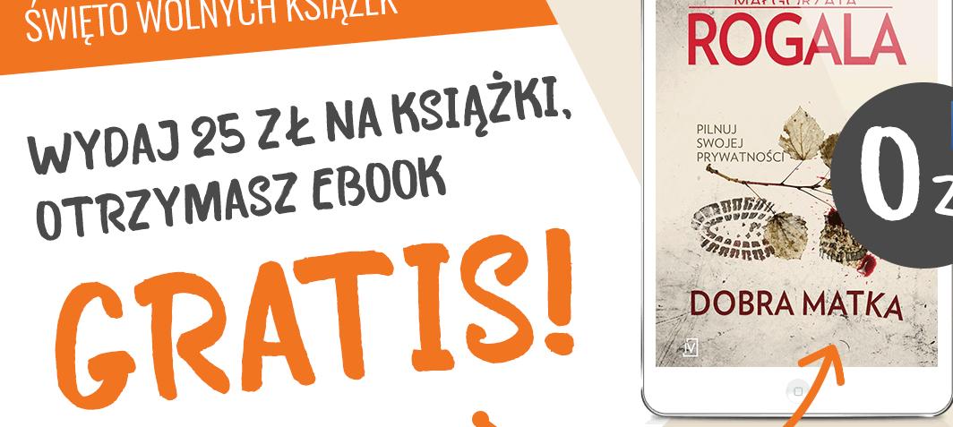 E-book gratis przy zakupach za min. 25zł @ Publio