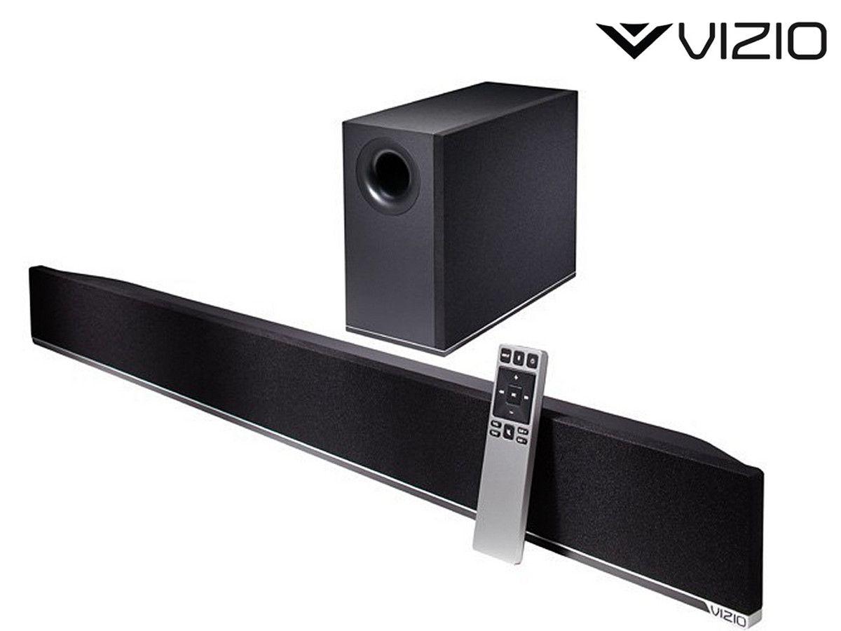 Odnowiony soundbar VIZIO 2.1z bezprzewodowym subwooferem