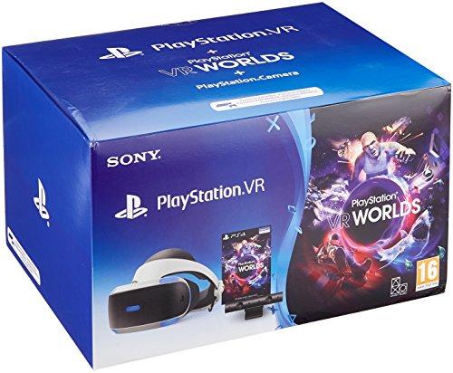 PlayStation VR2 CUH-ZVR2 (nowa wersja) + kamera + VR Worlds