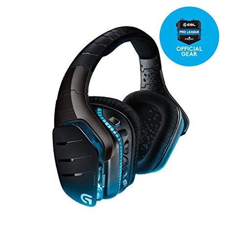 Bezprzewodowe słuchawki Logitech G933 za @ Amazon.fr