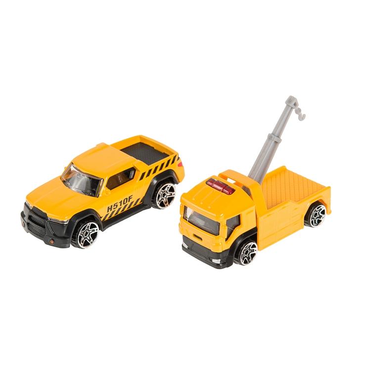 Dwa pojazdy za 10,79zł + inne zabawki (dodatkowe 10% rabatu na markę Smiki) @ Smyk
