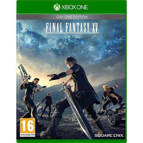 Final Fantasy XV: Day One Edition [Xbox One] za ~58zł z wysyłką @ MyMemory