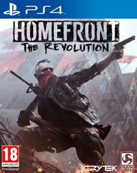 Homefront Revolution PS4