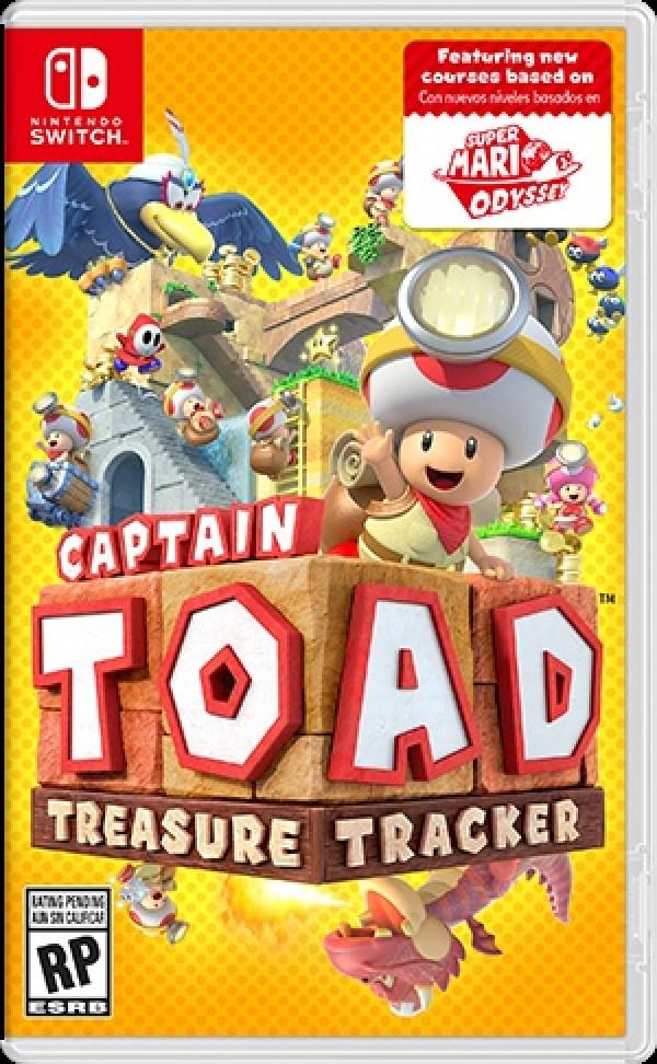CAPTAIN TOAD: TREASURE TRACKER [Nintendo Switch] - preorder @ CDP