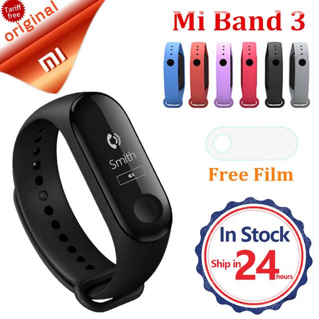 Xiaomi Mi Band 3 za 32,99$ @ AliExpress
