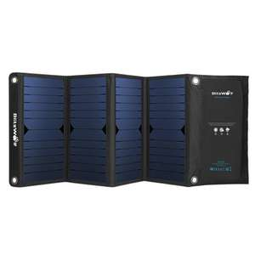 Ładowarka solarna BlitzWolf BW-L3 28W 3.8A @banggood.com