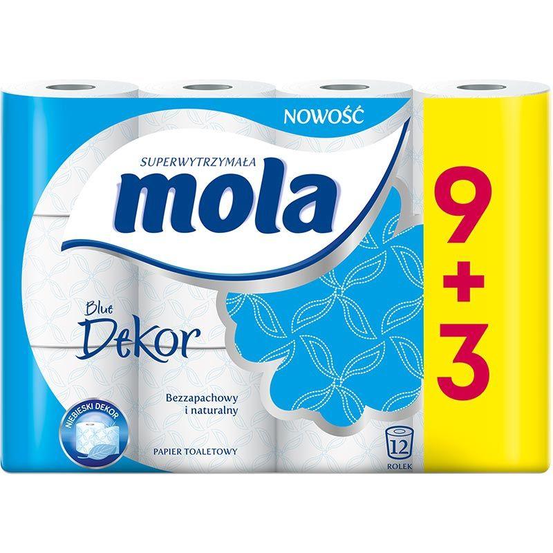 Papier toaletowy 12 rolek / 2 w cenie 1 TESCO
