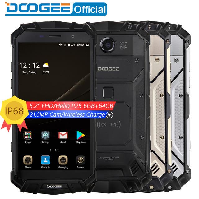 DOOGEE S60 Prawie niezniszczalny smartfon w super cenie!