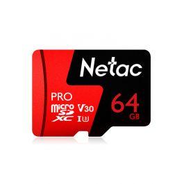 Karta microSDXC Netac P500 PRO 64GB (odczyt do 98MB/s) @ Zapalstyl