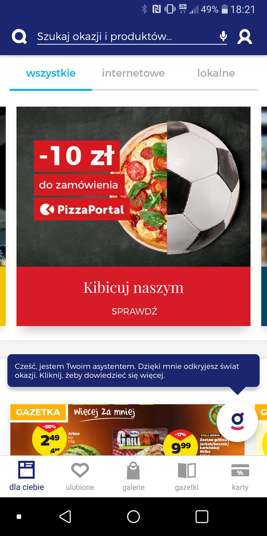 -10 zł na Pizzaportal od Goodie