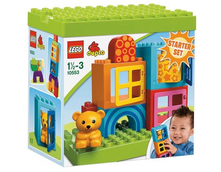 LEGO Duplo - kreatywny domek dla maluszka za 29zł @ Satysfakcja