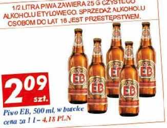 Tanie EB w butelce z Auchan