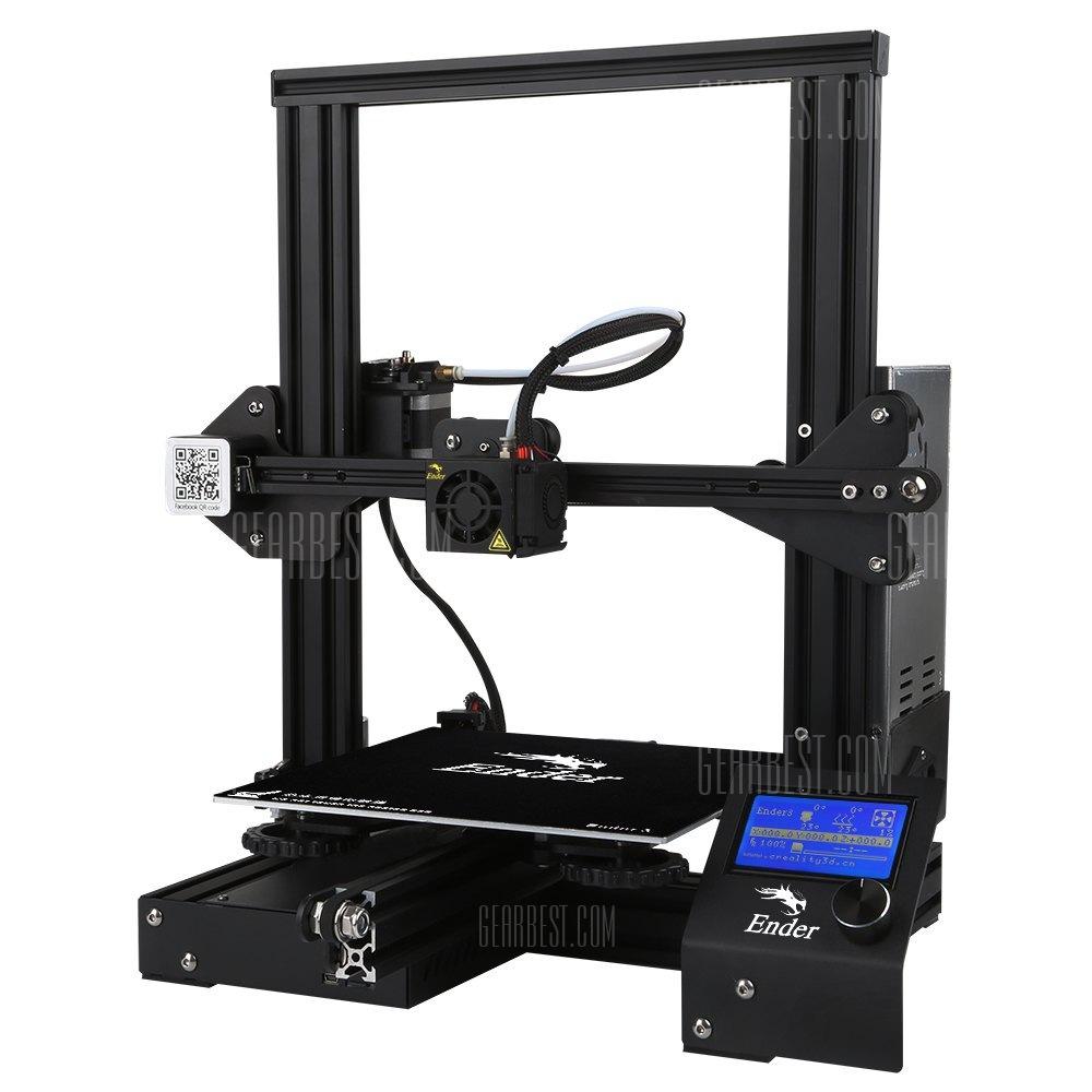 Ender 3 - DIY kit drukarki 3D z metalową ramą - Priority Line w cenie