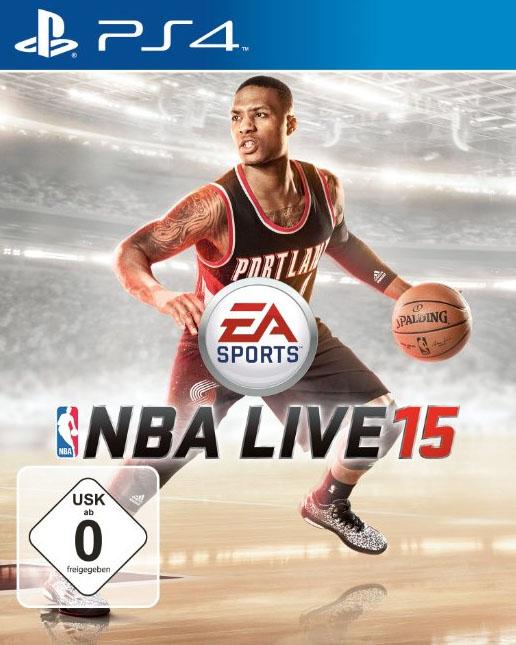 NBA Live 15 za ok. 80zł (PS4) @ Amazon.de